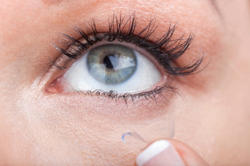 Specialty Contact Lenses